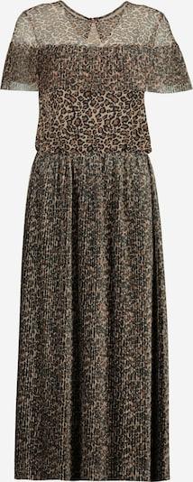 Lavard Kleid mit plissiertem Rock in mischfarben, Produktansicht