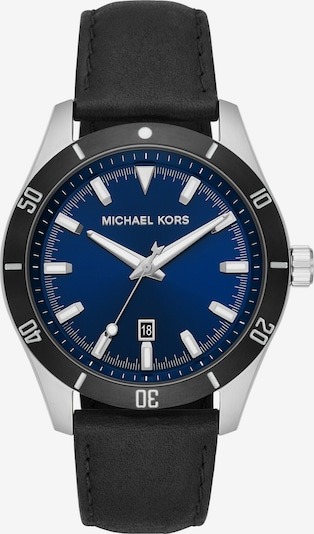 Michael Kors Michael Kors Herren-Uhren Analog Quarz ' ' in schwarz / silber, Produktansicht