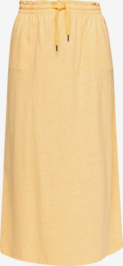 s.Oliver Jupe en jaune chiné, Vue avec produit