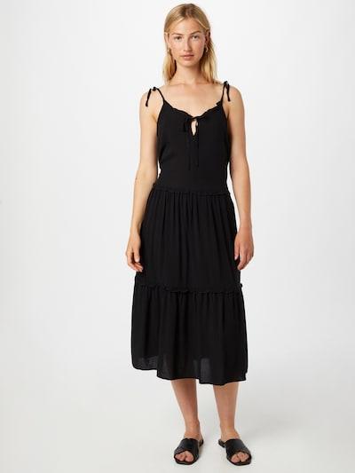 Soyaconcept Kleid 'RADIA' in schwarz, Modelansicht
