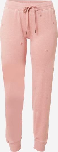 PJ Salvage Pyjamabroek in de kleur Oudroze, Productweergave
