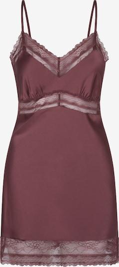 LingaDore Kleid in burgunder, Produktansicht