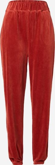 Pantaloni 'Rylie' ABOUT YOU x MOGLI pe roșu ruginiu, Vizualizare produs