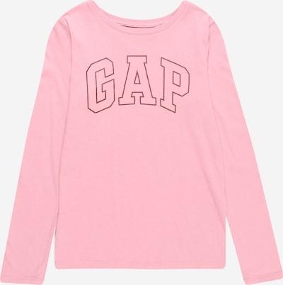 GAP T-Shirt en rose / rouge foncé, Vue avec produit