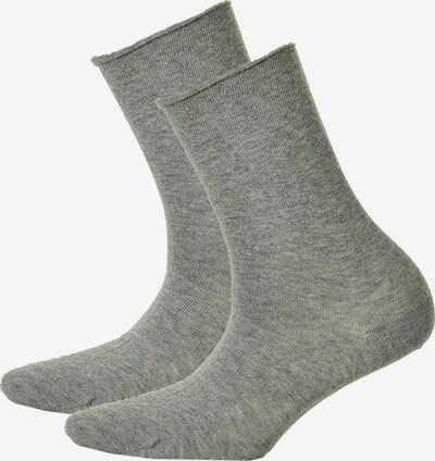 Hudson Socken in grau, Produktansicht