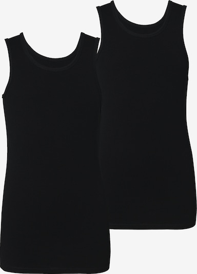 NAME IT Unterhemden in schwarz, Produktansicht