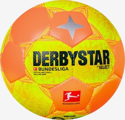DERBYSTAR Ball in gelb / orange / schwarz, Produktansicht