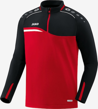 JAKO Sweatshirt in rot, Produktansicht