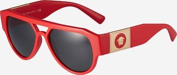 VERSACE Okulary przeciwsłoneczne '0VE4401' w kolorze czerwony