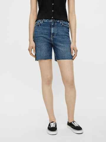 PIECES Jeans 'Lisa' in Blauw