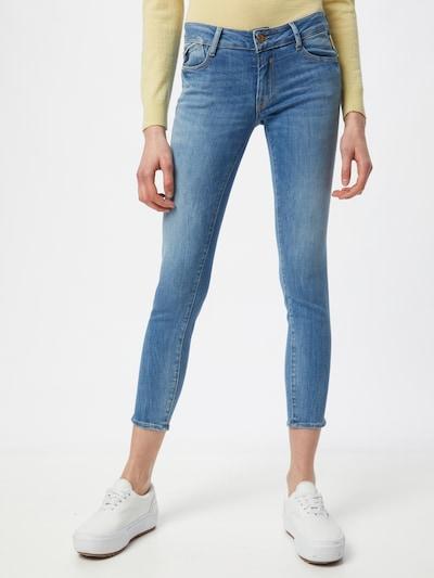 Le Temps Des Cerises 7/8-Jeans 'PULPC' in blau, Modelansicht