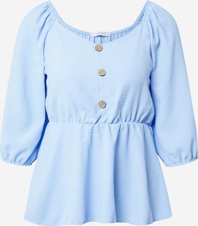 Hailys Blusa 'Lanny' en azul claro, Vista del producto