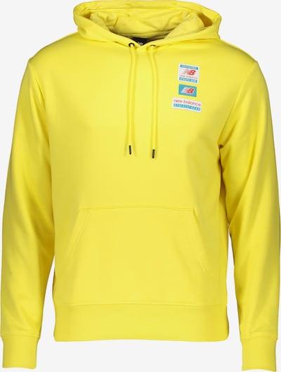 new balance Sweatshirt in gelb, Produktansicht