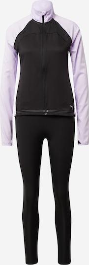 PUMA Športna trenirka 'Active Yogini' | pastelno lila / črna barva, Prikaz izdelka