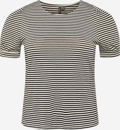 Vero Moda Curve Тениска 'KATE' в черно / бяло, Преглед на продукта