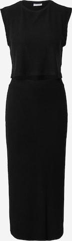 Noisy may Kostym i svart