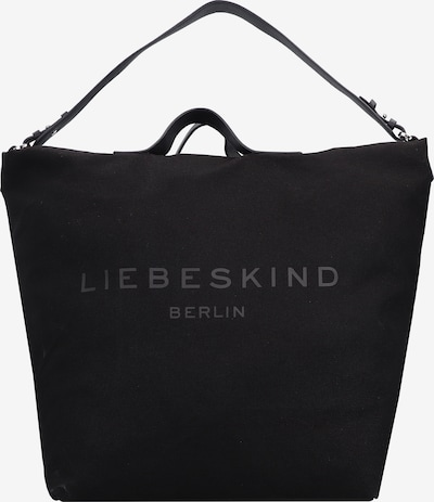 szürke / fekete Liebeskind Berlin Shopper táska, Termék nézet