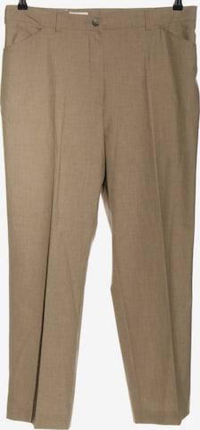 TONI Pants in XXXL in Brown