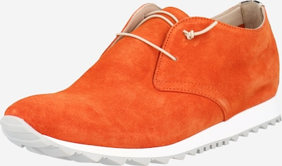 Donna Carolina Schnürschuh in orange, Produktansicht