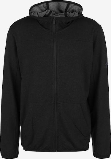 ADIDAS PERFORMANCE Sportsweatshirt 'City' in de kleur Zwart, Productweergave