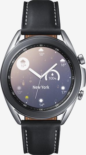 SAMSUNG Smartwatch in schwarz / silber, Produktansicht