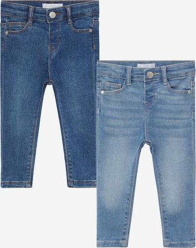 MANGO KIDS Jean 'Elenap' en bleu / bleu denim, Vue avec produit