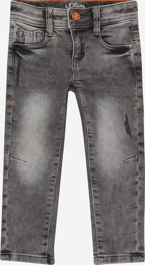 s.Oliver Jeans in de kleur Grey denim, Productweergave