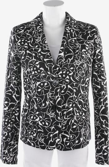 Piu & Piu Blazer in L in schwarz / weiß, Produktansicht