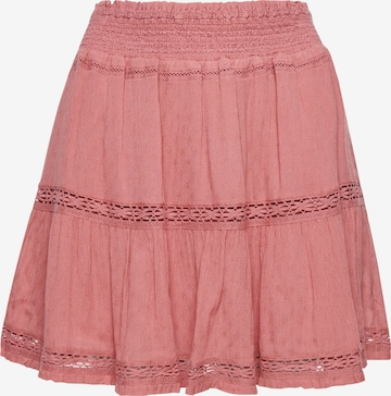 Superdry Skirt in Pink