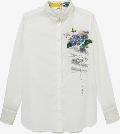 Camicia da donna 'CAM_AMAZONAS' Desigual di colore colori misti / bianco, Visualizzazione prodotti