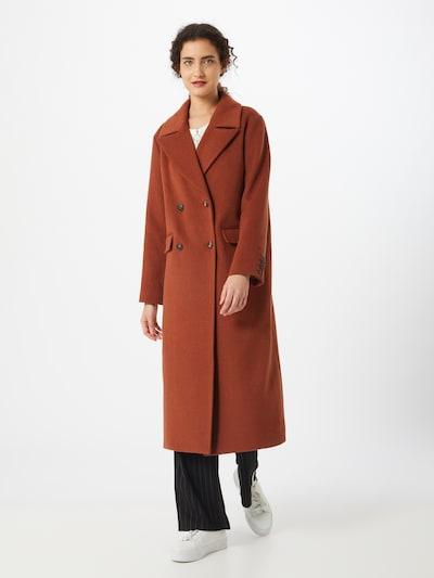 Pepe Jeans Tussenmantel 'Mara' in de kleur Bruin, Modelweergave