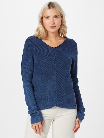 LIEBLINGSSTÜCK Pullover 'AlienaL' in blau, Modelansicht