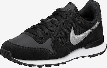 Nike Sportswear Sneakers 'Internationalist' in Black