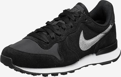 Nike Sportswear Sneaker 'Internationalist' in schwarz / silber, Produktansicht