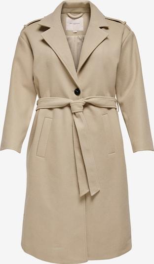 Palton de primăvară-toamnă 'Emma' ONLY Carmakoma pe bej deschis, Vizualizare produs