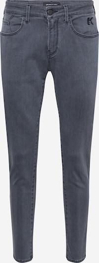 Karl Lagerfeld Denim Kavbojke | temno siva barva, Prikaz izdelka
