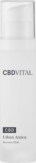 CBDVITAL Gesichtscreme 'Vital Urban Antiox' in weiß, Produktansicht