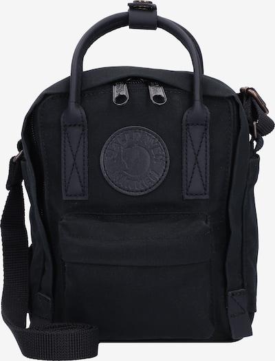 Fjällräven Umhängetasche 'Kånken No. 2 ' in schwarz, Produktansicht