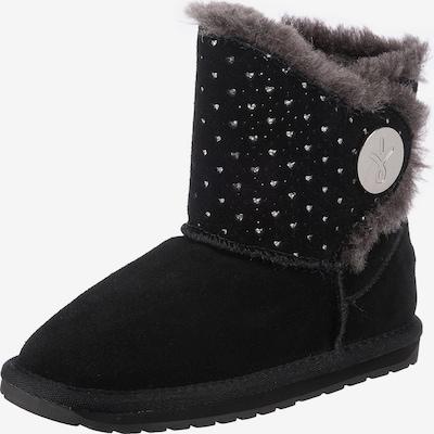EMU AUSTRALIA Stiefel in grau / schwarz, Produktansicht