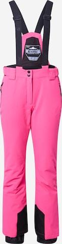 rožinė KILLTEC Laisvalaikio kelnės