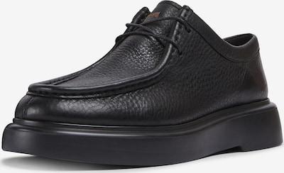 CAMPER Schnürschuh 'Poligono' in schwarz, Produktansicht