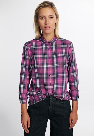 ETERNA Langarm Bluse MODERN CLASSIC in mischfarben, Produktansicht