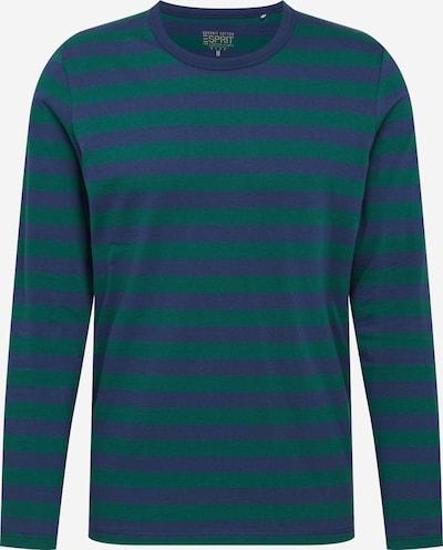 ESPRIT T-Shirt en vert foncé, Vue avec produit