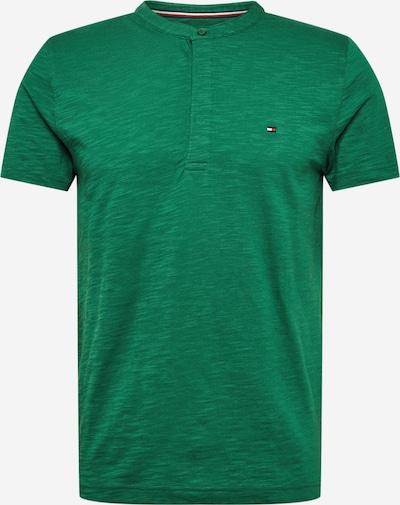 TOMMY HILFIGER Shirt in navy / grün / rot / weiß, Produktansicht