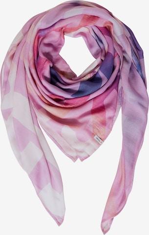 CECIL Wrap in Purple