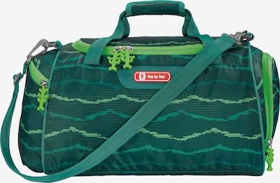 STEP BY STEP Sporttasche in grün, Produktansicht