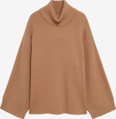 MANGO Pull-over 'Palmer' en marron, Vue avec produit