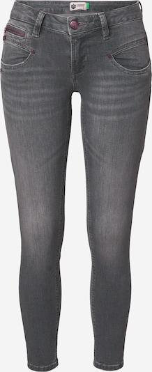 FREEMAN T. PORTER Jeans 'Alexa' in de kleur Grey denim, Productweergave
