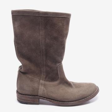 Fiorentini+Baker Dress Boots in 38 in Grey