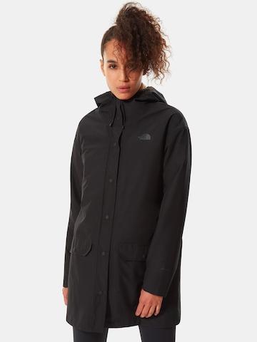 Manteau mi-saison 'WOODMONT RAIN JACKET' THE NORTH FACE en noir